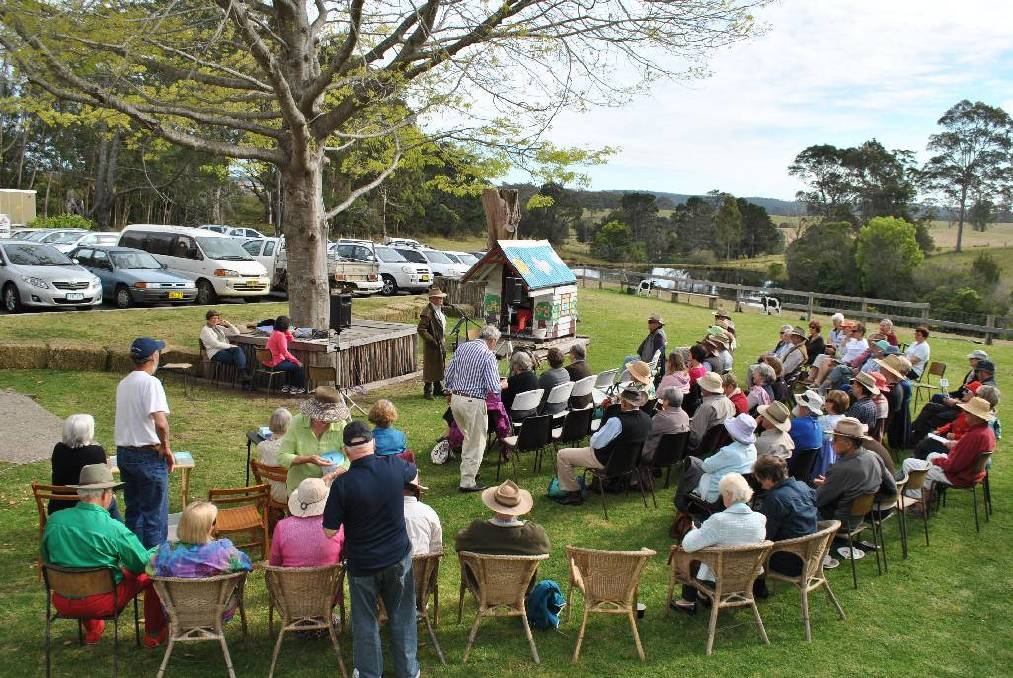 Bodalla Dairy is a special meeting place for locals and visitors