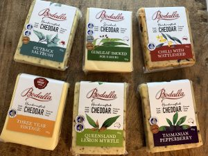 The Total Bodalla Cheese Experience (2 of each cheese) – Shipping included